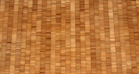 End Grain Bamboo Block And Flooring
