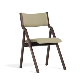 Good PlyFold Folding Chairs, Stacking By Wieland Healthcare Furniture