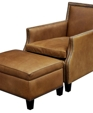 Pierre chair ottoman medium cropped