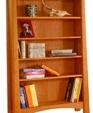 Cherry wood bookcase 402 medium cropped