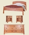 Cherry moon bedroom furniture set sale 901 medium cropped