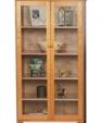 Shaker bookcase full glass doors 882 medium cropped