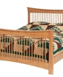 Natural cherry spindle bed medium cropped