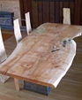Kinsol trestle table single medium cropped