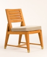 Plantation dining side chair medium cropped