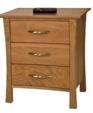 Green mountain 3 drawer nightstand 965 medium cropped