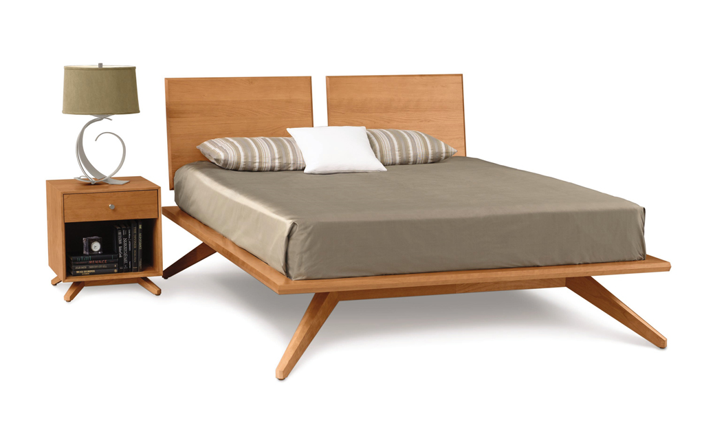 Ideal Astrid Bed by Copeland Furniture