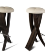 Stool macassar ebony medium cropped