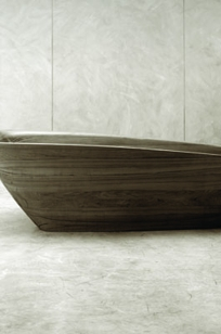 Madera Abby Wood Bathtub on Designer Page