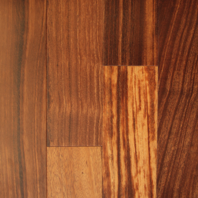 Acrylic Impregnated African Mahogany Wood Flooring On Designer Pages