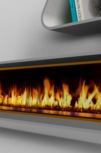 A6DS Fireplace on Designer Page