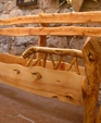Woodland rustic bed.jpg medium cropped