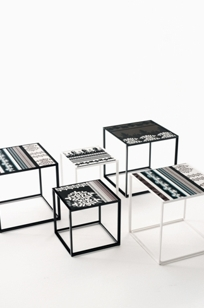 CANASTA TABLES AND LOW TABLES on Designer Page