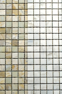 Calliope Series Glass Tile on Designer Page