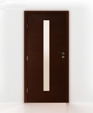 Wenge glass interior door medium cropped