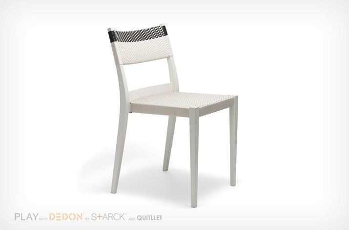 PLAY With DEDON Sidechair Play