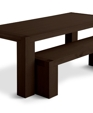 Chunk table bench   wenge medium cropped