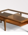 Suspended rectangular coffee table medium cropped