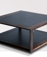 Framed square coffee table medium cropped