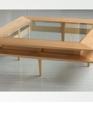 Box beam coffee table medium cropped