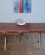 Walnut wood table medium cropped