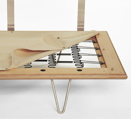 Modernica Case Study V Leg Daybed by Modernica   Dwell Case Study Bentwood Daybed