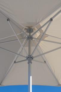 Cape Classic Automatic Aluminium Outdoor Umbrella on Designer Page