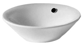 Starck 1 #D16025 Washbasin Set