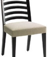117 upholstered seat horizontal slat back side chair medium cropped