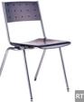 158 metal frame wood seat stacking side chair medium cropped