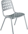 157 anodized aluminum side chair medium cropped