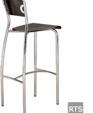 540 metal frame wood seat barstool medium cropped
