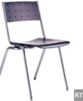 158 metal frame wood seat stacking side chair medium cropped