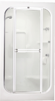 celeste acrylic shower model ms4836e by fiat