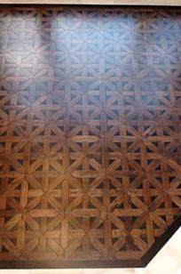 Custom Woodworking on Designer Page