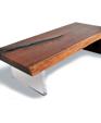 Live edge walnut coffee table   plexi base sm medium cropped