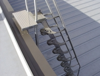 Aluminum Alternating Tread Stair By Lapeyre Stair