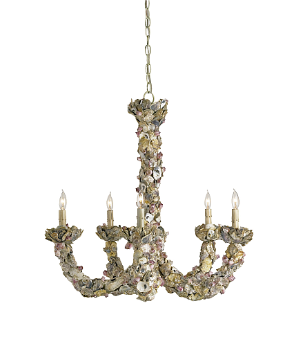 full ideas oyster homesfeed chandelier lighting drape shells shell pendant