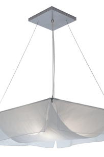 Small Adagio Chandelier on Designer Page