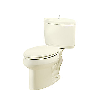 KALLIGRAPHOS 2-PIECE TOILET, ELONGATED, LESS SEAT, on Designer Pages