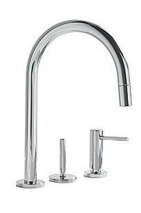 ONE PULL-DOWN KITCHEN FAUCET on Designer Page