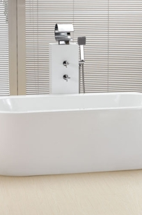 Marlon Acrylic Freestanding Air Bath Tub on Designer Page