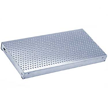 Charmant Plank Grating Stair Treads   Traction TreadTM Small Hole   ADA Requirements  For Spacing Met!