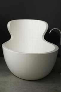 Arne Freestanding Bathtub on Designer Page