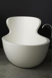 Arne Freestanding Bathtub on Designer Page