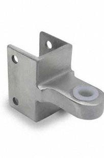 3633 Hinge Bracket Top Fiat Stainless on Designer Page