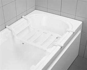 Adjustable Removable Bathtub Seat