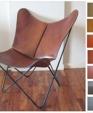 Prima bkf butterfly chair in chestnut medium cropped