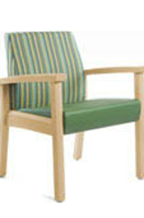 Oasis Healthcare Seating Collection on Designer Page