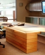 Banded conference table medium cropped
